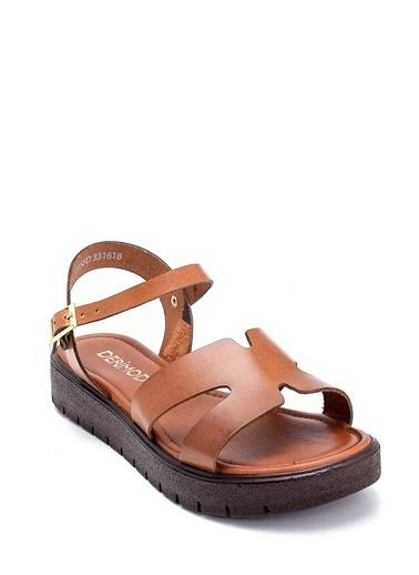 Derimod Sandalet Taba